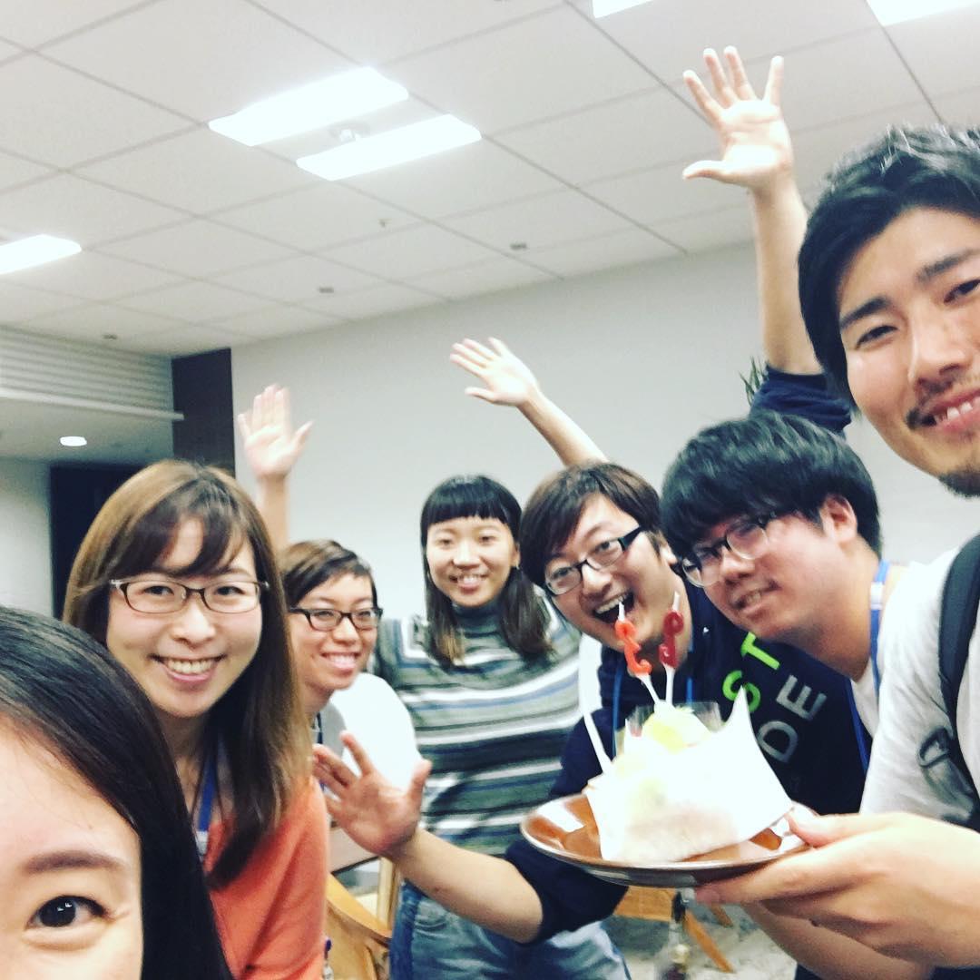Happy birthday Taro san!!