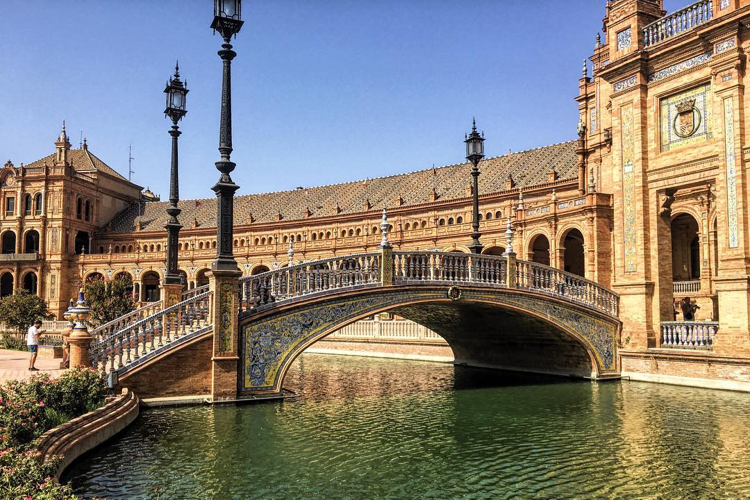 Location scout in Seville