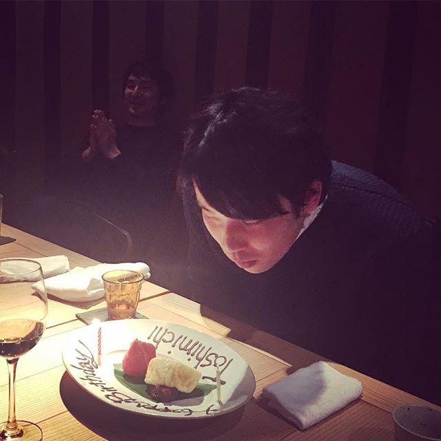 Happy birthday Saito san !!! #director
