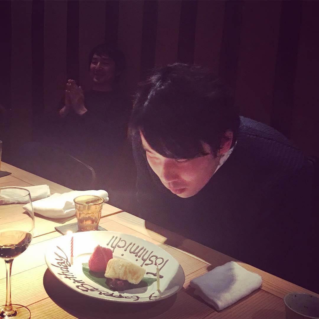 Happy birthday Saito san !!!