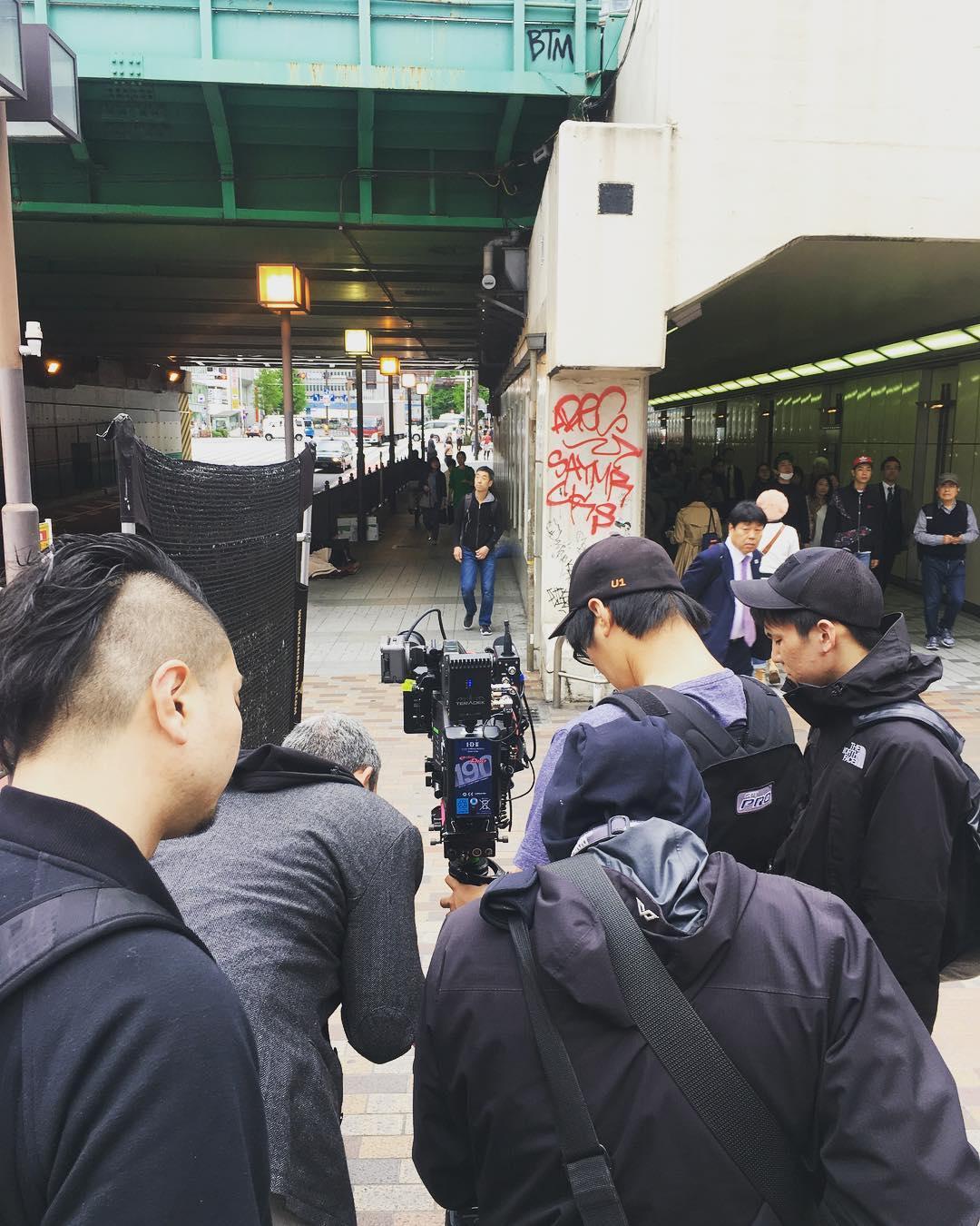 Tokyo shoot