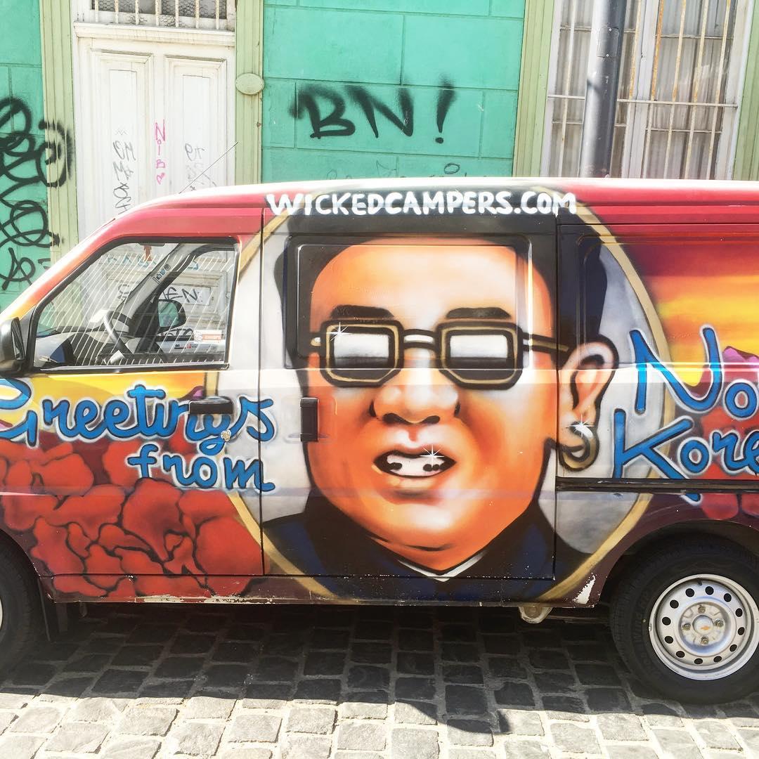 KIM in Chile