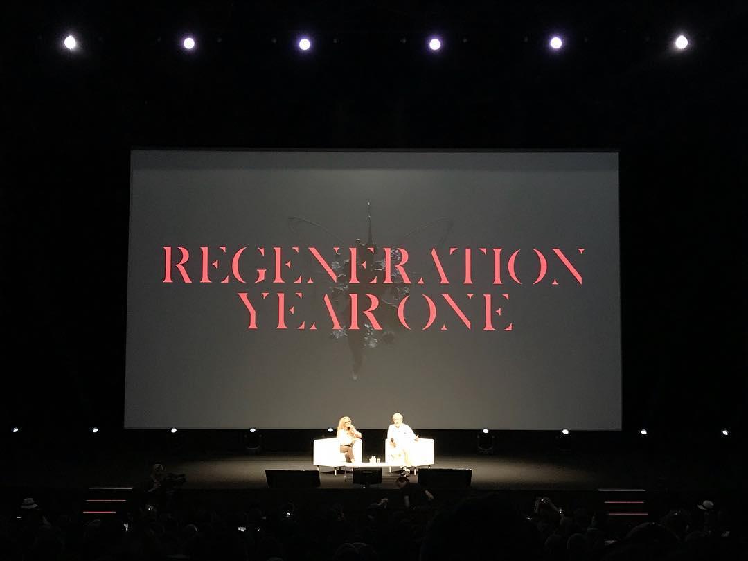 Ridley Scott at New Director's showcase