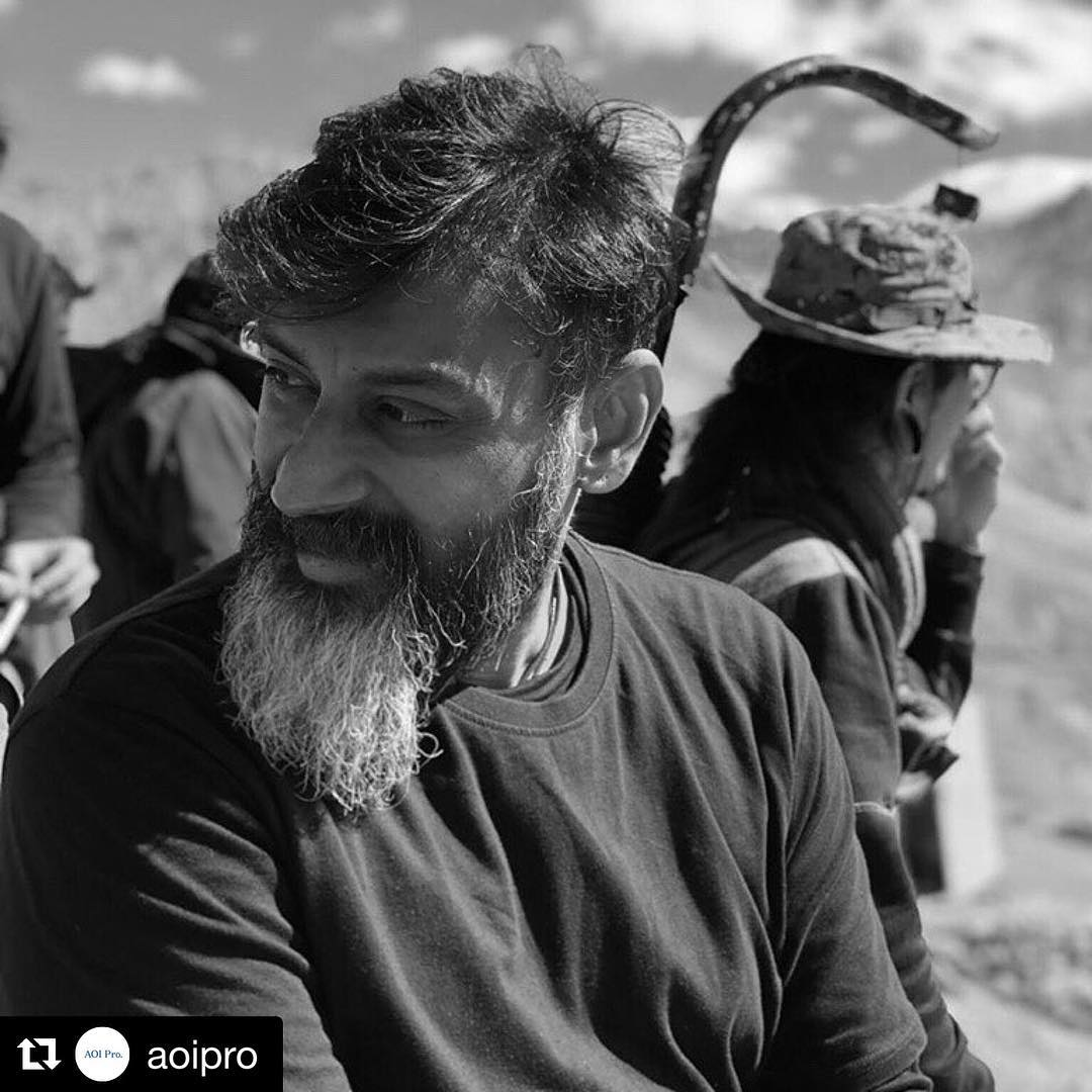 Rajay Singh @rajaysingh will be judging @onscreenfilm !!!! Yeay!!! @aoipro 🎞 ・・・
