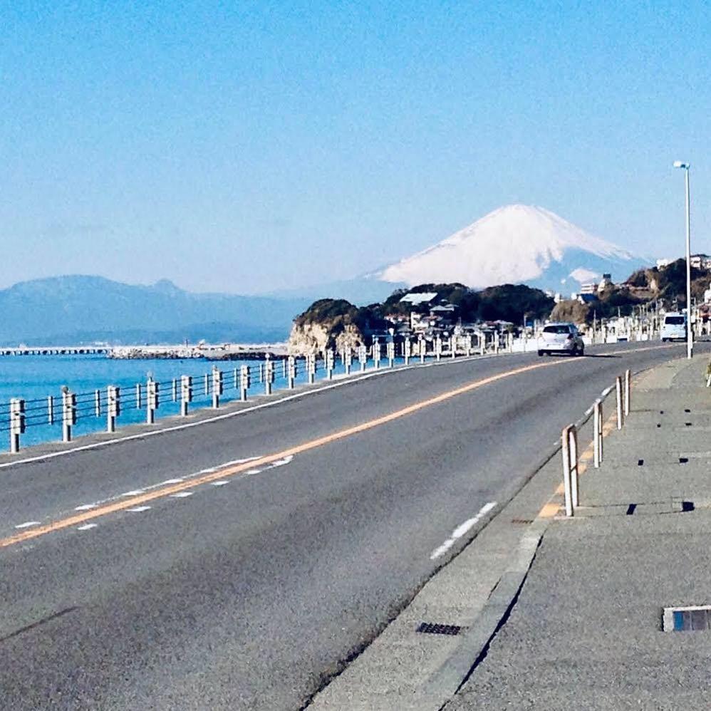 This week's update from AOI Global: Enoshima + Mt. Fuji (Kanagawa Prefecture)