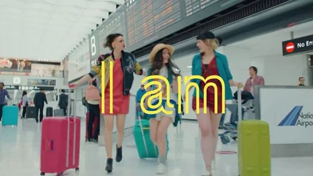 Our latest film for American Tourister, directed by @morixnet Agency: Cheil Hong Kong