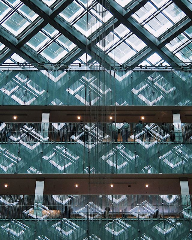 _ This week's  #shootinjapan update from AOI Global: KITTE, Marunouchi and Tokyo   Designed by Kengo Kuma, who is a globally known Japanese architect.   #aoiglobal  #filmproduction  #productioncompany  #filmmakersworld  #productionservices  #shootinglocation  #filmwork  #onlocationshoot  #weeklyinspiration  #interiordesign #Tokyo  #wheninjapan