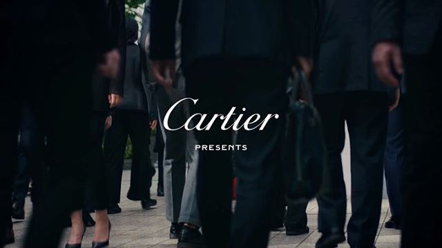 """""""Panthère de Cartier""""  Our production service for Cartier, directed by Jonas Lindstroem.   Prodution: Iconoclast  Watch more videos from the link in the bio  #filmmakersworld  #weeklyinspiration"""