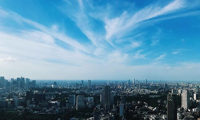 Here's this week's update from AOI Global. A beautiful view of Tokyo from a skyscraper in Roppongi.   The vast skyline of the world's biggest city may bring a sense of wonder to those who see it. The metropolis is such a unique hybrid of tradition and innovation, the weird and the familiar. Countless stories just waiting to be told.   #weeklyinspiration