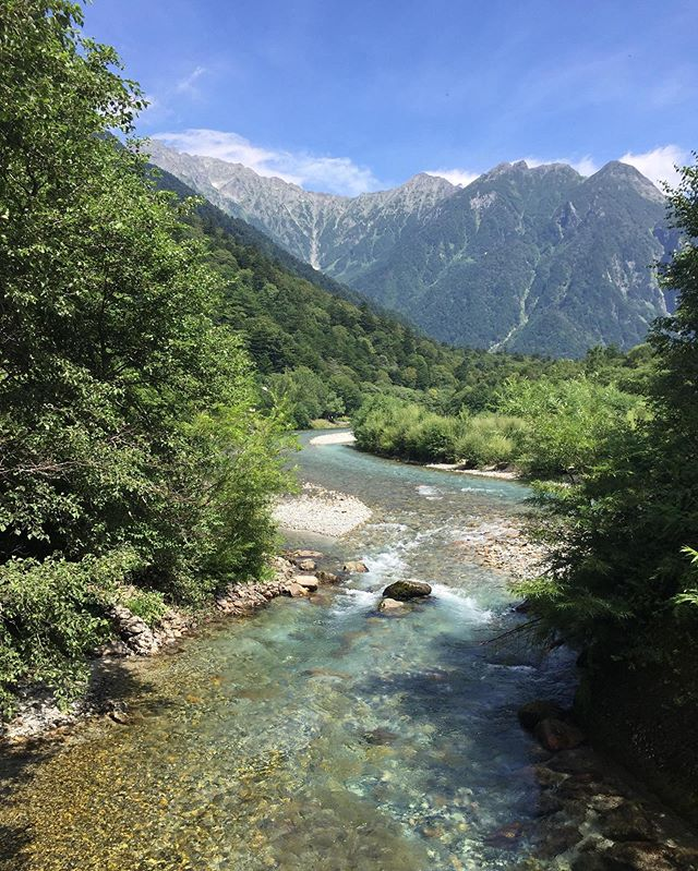 Here's this week's update of from AOI Global. A breathtaking view of the Japanese Alps. It is the Kamikouchi Area in Nagano Prefecture.   It boasts beautiful hiking trails with each season bringing about different stunning views.