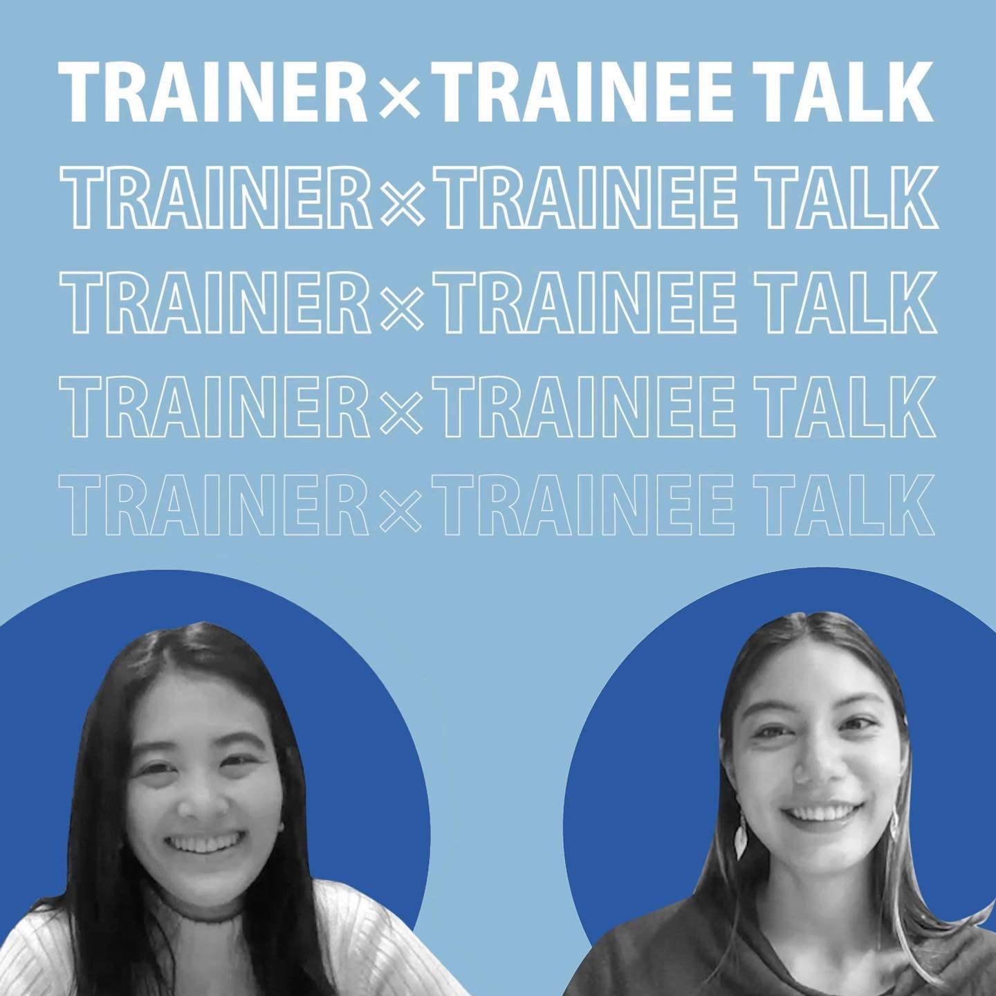 TRAINER×TRAINEE TALK Watch two of our global production managers talk about their experience working at AOI Global! Watch the video on @aoirecruit 's IGTV ・・・