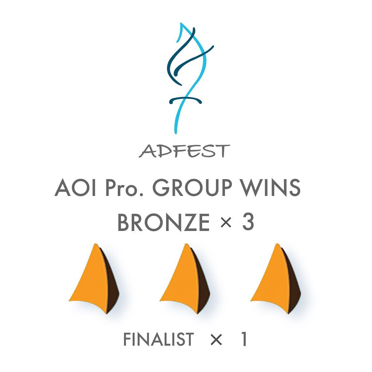 """AOI Pro. Group celebrates ADFEST 2021 with 3 Bronze Lotus Award wins and 1 Finalist. 🥉🥉🥉 Congratulations to everyone who worked on it!  ----- AOI Pro. ----- 🎗FINALIST: FILM CRAFT LOTUS - ANIMATION (IN-CAMERA OR DIGITAL) COLEMAN BRAND MOVIE 2020 【THE COLEMANS】〜REVIVE! THE FAMILY BOND EPISODE〜  ----- @directorsthinktank ----- 🥉BRONZE: FILM CRAFT LOTUS - CINEMATOGRAPHY Coway """"A Life Changing Journey""""  🥉BRONZE: FILM CRAFT LOTUS - USE OF MUSIC TRACK Libresse """"Libresse - Know Your V""""  🥉BRONZE: NEW DIRECTOR LOTUS - COMMISSIONED SPOT Citra Pariwara 33 """"Little Light"""" ・・・"""