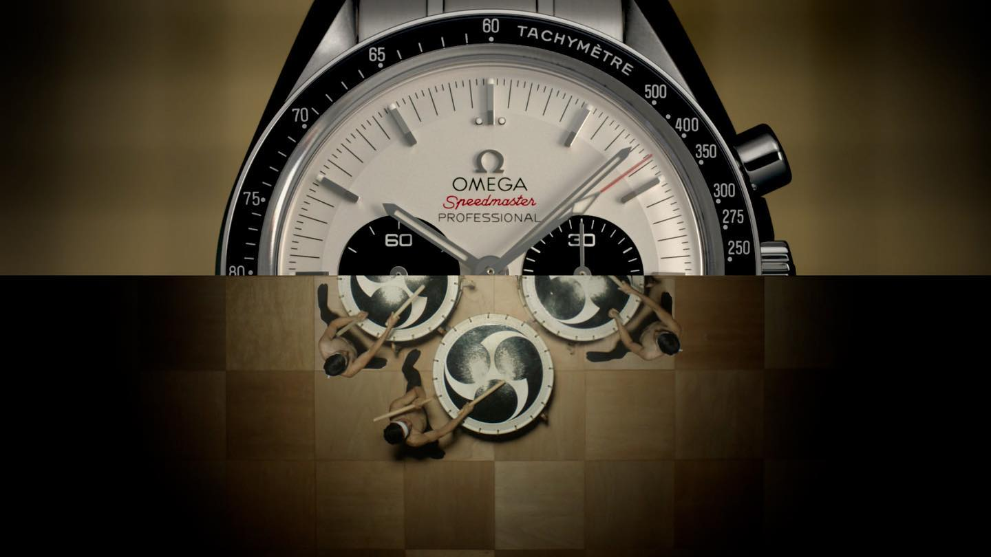 """- """"Timekeeping and tradition: OMEGA meets Japan""""  Our production service for OMEGA, directed by Paolo Ameli.   Production: Cow&Boys s.r.l.  Watch our recent works from the link in our bio"""