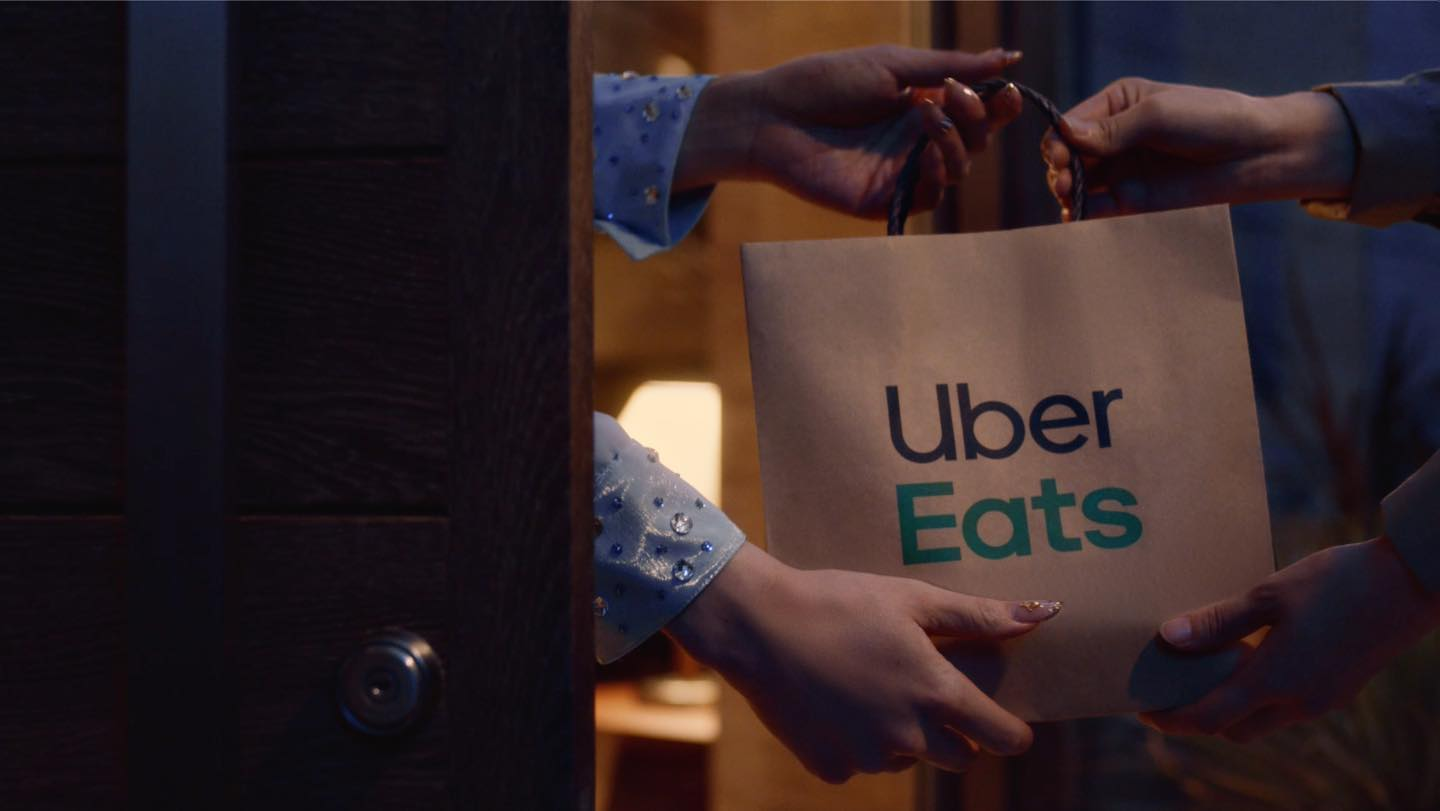 _ 【Recent Work】  New videos for Uber Eats, directed by Hisashi Eto�  Watch our recent works from the link in our bio
